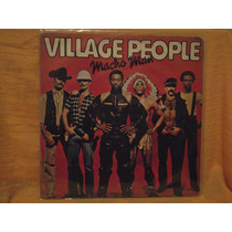 Lp Village People - Macho Man