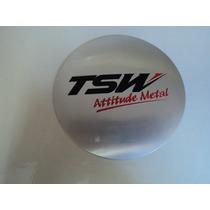 Emblema Tsw 117 Mm Para Rodas Esportivas