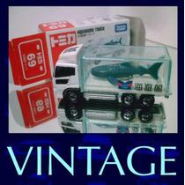 Tomica Tomy - Versão Japonesa Matchbox - 1/64 Miniatura