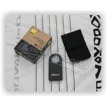 Controle Remoto Original Nikon Ml-l3 D90 D3200 D5100 D7100