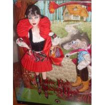 Barbie Chapelzinho Vermelho E O Lobo Mal *** Nao Gravida ***