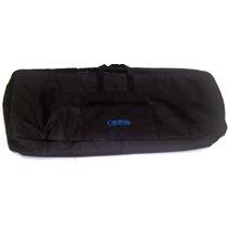 Capa Bag Extra Luxo Crbag Para Teclado 5/8 Frete Grátis.