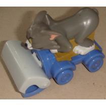 = Mc Donalds = Tom E Jerry Gato Tom Boneco Escavadeira