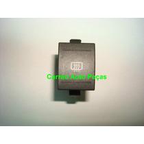 Botão Interruptor Desembaçador Original Polo 2003 (p10-c09)