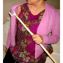 Bastão P/vestir P/idosos/obesos/cadeirantes/artrite/artrose