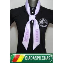 Lenço Gravata Gaucho Pampa 1,15cm Escolha A Cor