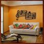 Quadros Decorativos Esculturas De Parede Em Mdf Musicais