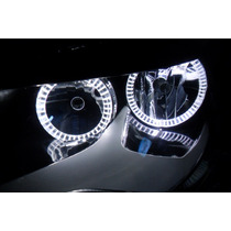 Farol Do Space Cros Fox 2011,12,13 Angel Eyes De Led Tuning
