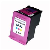 Cartucho Hp 60xl Color Cc644w Compatível C4780 D1660 F2480