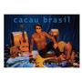 Cacau Brasil - Acordes Pro Mundo Dvd Novo/lacrado