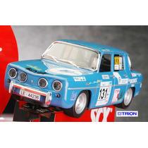 Autorama Renault 8 Ts Scx P/pistas Estrela, Scalextric, Fly