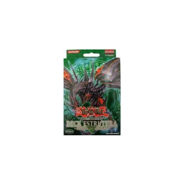 » Yu-gi-oh Deck Dragão - Rugido Do Dragão Sd1 Em Português
