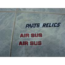 Adesivo Suspenção Air Sus Xl250r Xlx250, Xlx350, Cbx 750 F