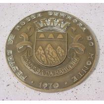 Rara Medalha Ix Exposição Agro Pecvaria Ano 1970