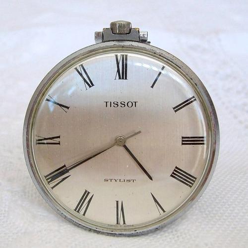 5e54d87b139 Relógio De Bolso Tissot Stylist