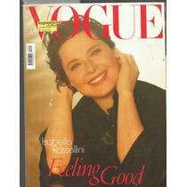 Vogue - Italia 2012 N 742 / Capa Isabella Rossellini