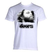 Camiseta Adulto Unissex The Doors Jim Morrison Rock 04