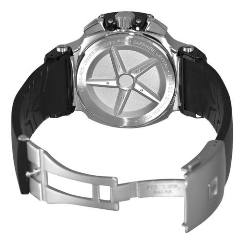 8babed21474 Relógio Tissot T-race Moto Gp Preto   Branco   Vermelho  . Preço  R  1759  Veja MercadoLibre