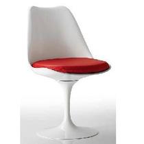 Almofadas P/ Cadeiras Saarinen Com Braço Couro Natural