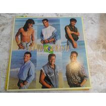 Lp Vinil Samba - Banda Brasil 1994 Com Encarte.
