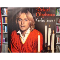 Vinil / Lp - Richard Clayderman - Sonhos De Amor - 1980