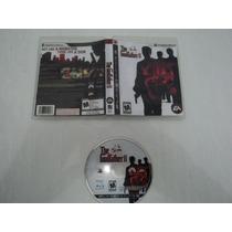 The Godfather Ii Ps3 Jogo Original Play3 Midia Fisica