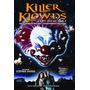 Dvd Palhaços Assassinos - Dublados