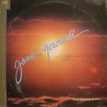 Jane & Herondy Lp Todas As Formas De Amor - 1986