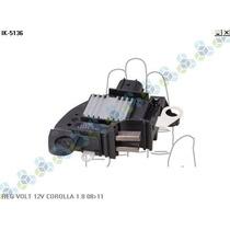 Regulador De Voltagem 14v Toyota Corolla 1.8 08/11 - Ikro