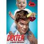 Dexter - 4a Temporada Completa [4 Dvds] Frete Gratis Bras
