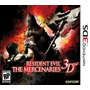 3ds Resident Evil The Mercenaries 3d- Novo- Original- Lacrad