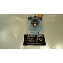 Lampada Farol Philips H4 Crystal Vision 35/35w