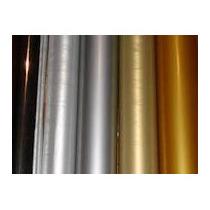 Adesivos : Aço Escovado, Fibra De Carbono, Fosco, Cromado,