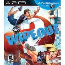 Jogo Wipeout 2 Para Ps3 Compativel Com Move