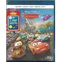Carros 2 - Box Blu-ray Com 4 Discos - Lacrado - Disney