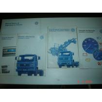 Manual Caminhão Vw 7-100 8-120 8-150 9-150 Diesel Truck
