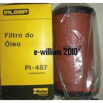 Filtro Oleo Lubrificante Mercedes Motor 352a Mann H12111