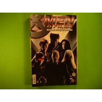 Cx H 10 Mangá Hq Dc X Men O Filme Quadrinização Oficial