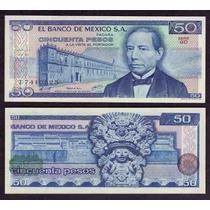 Mexico P-73 Fe 50 Pesos 1981 * Q J *