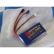 Bateria 6.6v Zippy 1100mah Life Receptores Auto Aero