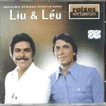 Cd / Liu E Léu = Raízes Sertanejas - 20 Sucessos