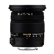 Lente Sigma Canon 17-50mm F/2.8 Ex Dc Os Hsm