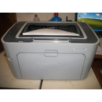 Impressora Hp Laserjet 1505 Usada Funcionando