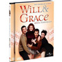 Dvd Will & Grace - 6ª Temporada -4dvds-novo Lacrado Original
