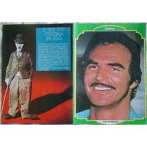 Pôsters Revista Fiesta Charlie Chaplin - Anos 70.