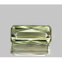 Joalheriavip 2.01ct. Bela Turmalina Verde Natural Scissor