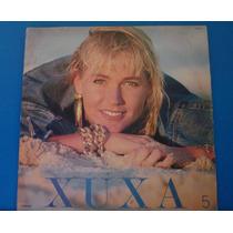 Lp - Xou Da Xuxa Vol.5 - Som Livre 1990 - Com Encarte