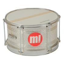 Malacacheta Music 12x30 Em Alumínio Texturizado.