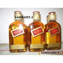 Kit Red Label 200ml X 4 Unidades (leia O Anuncio)