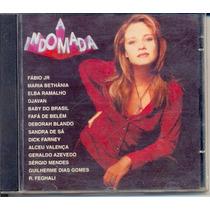 Cd A Indomada - 1997 Trilha Novela Rede Globo